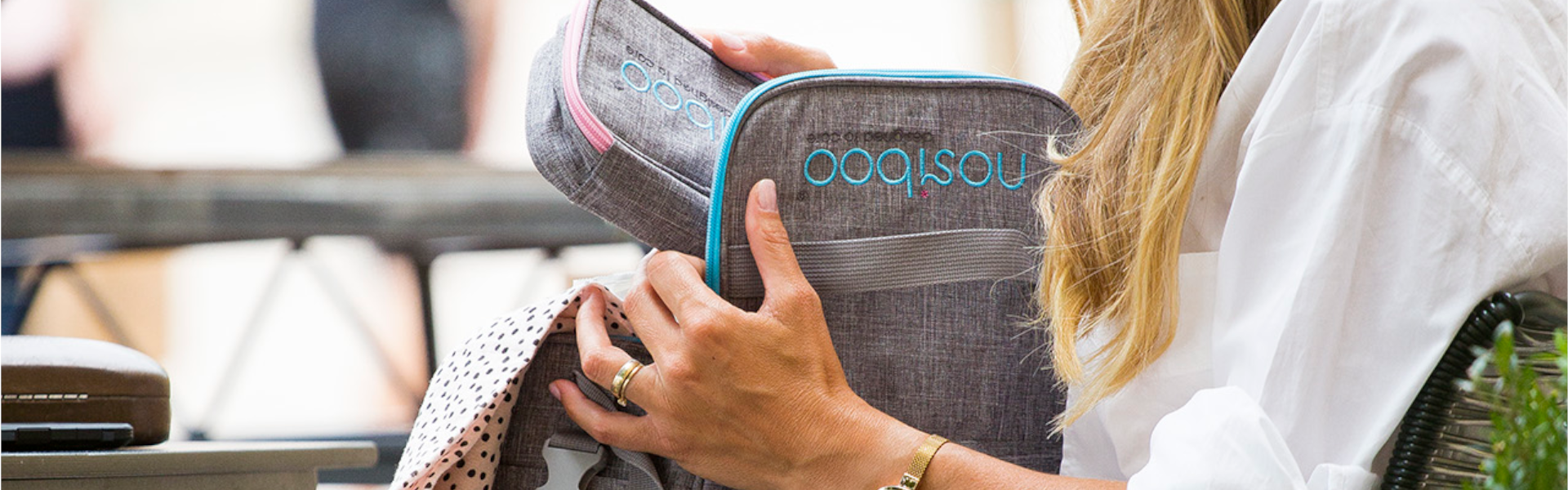 Nosiboo Bag Toiletry Bag